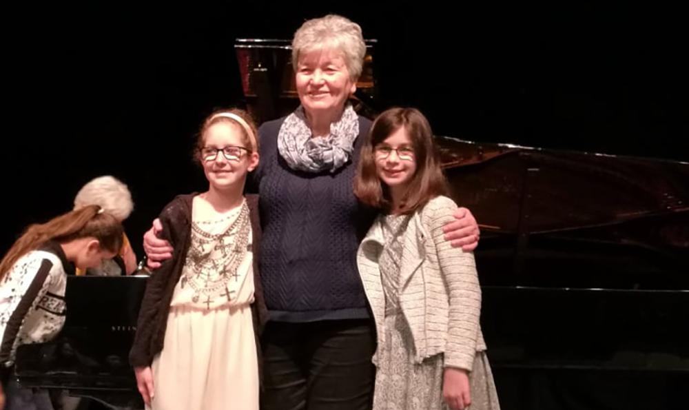 Sikerek a kaposvári zongoraversenyen