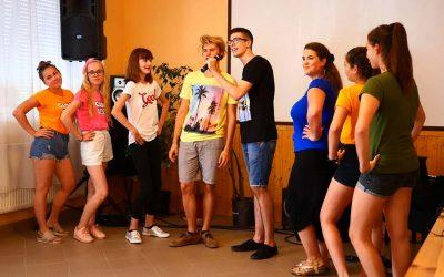 Az ECK AMI a Bőköz Fesztiválon, Szaporcán