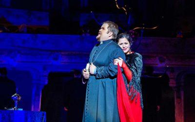 Massenet Manon című operájában tanáraink és növendékeink