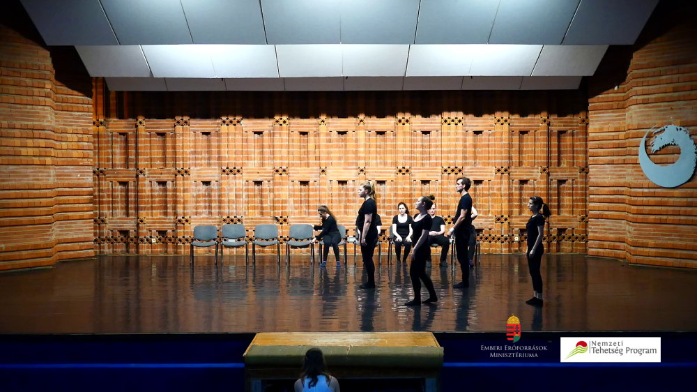 Kreatív alkotóműhely létrehozása táncos tehetségfejlesztés céljából